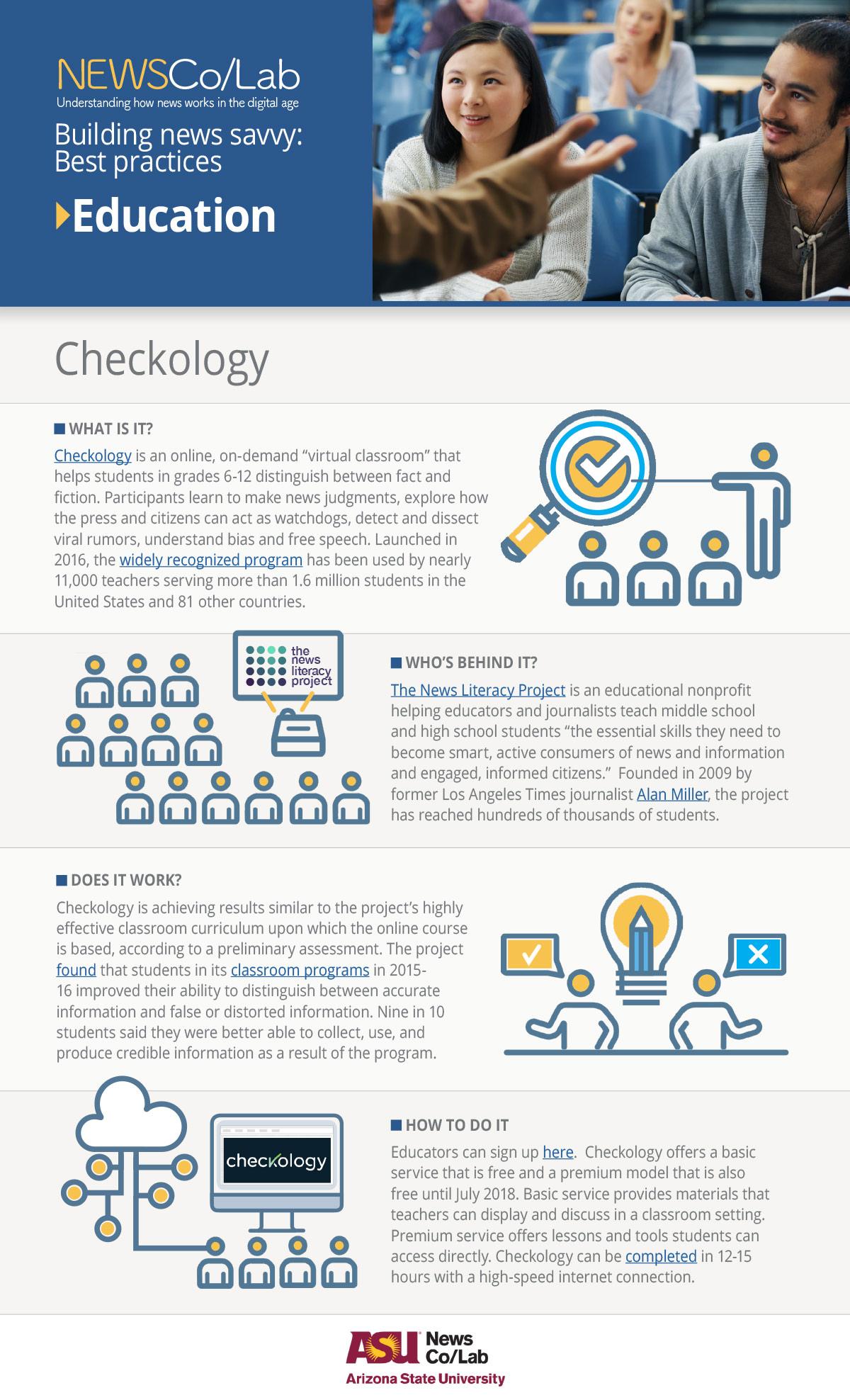 Best Practice – Checkology