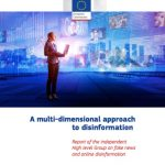 Tackling Online Disinformation: A European Approach
