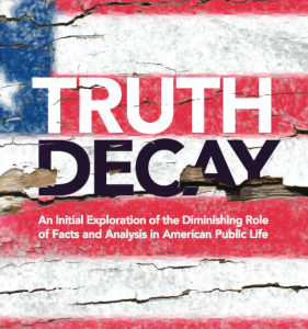 Truth Decay by RAND Corporation