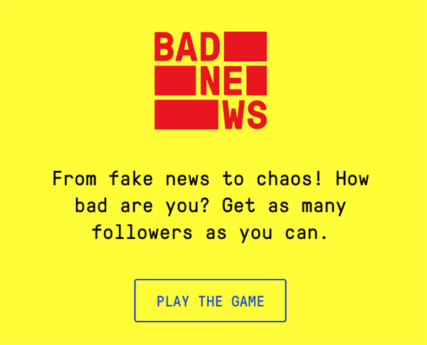 Bad News game