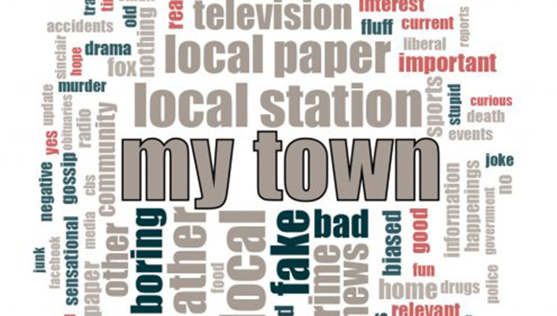 Neutral feelings about local news present opportunity to build trust