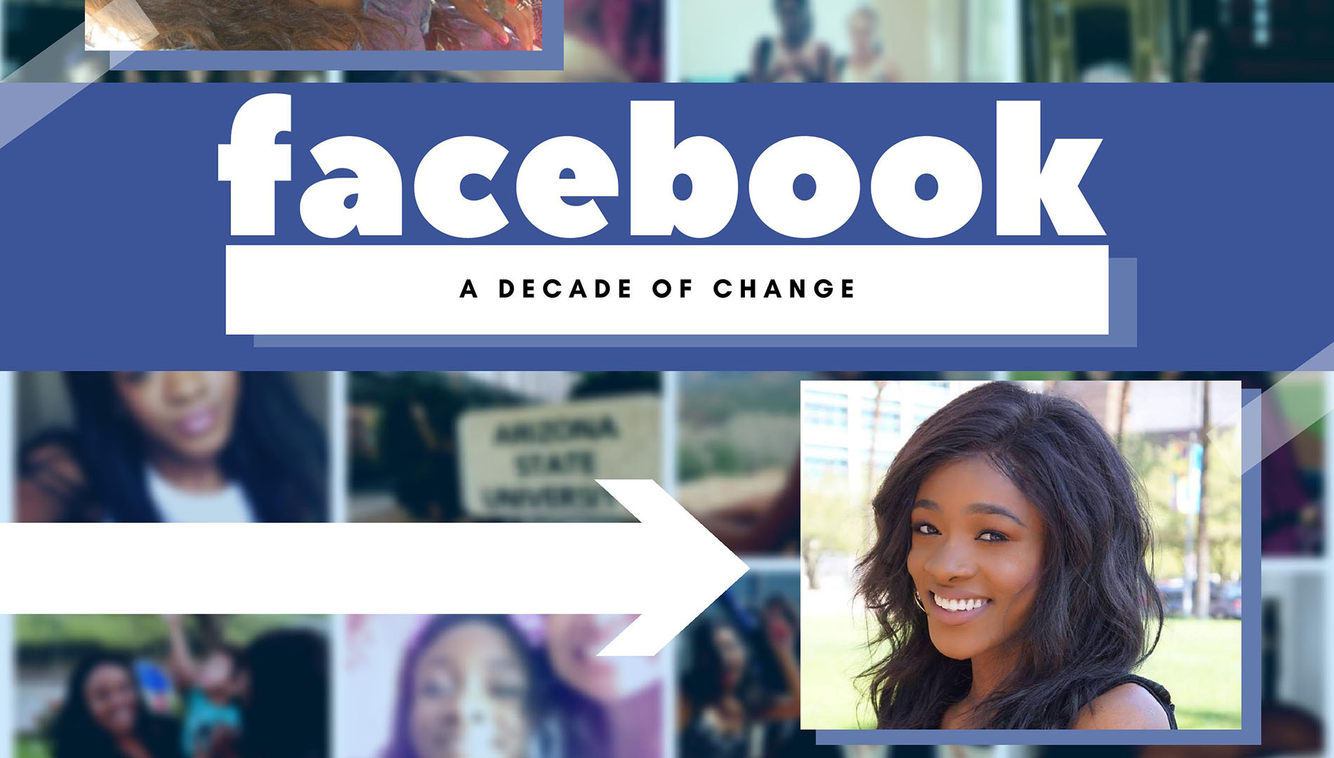 My data diary: A decade of changes on Facebook and in life