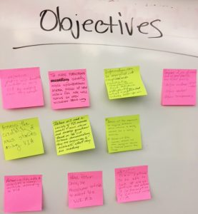 Macon training objectives