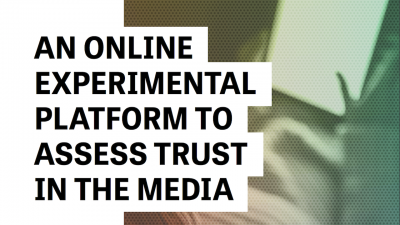 How media brands affect people's trust in news