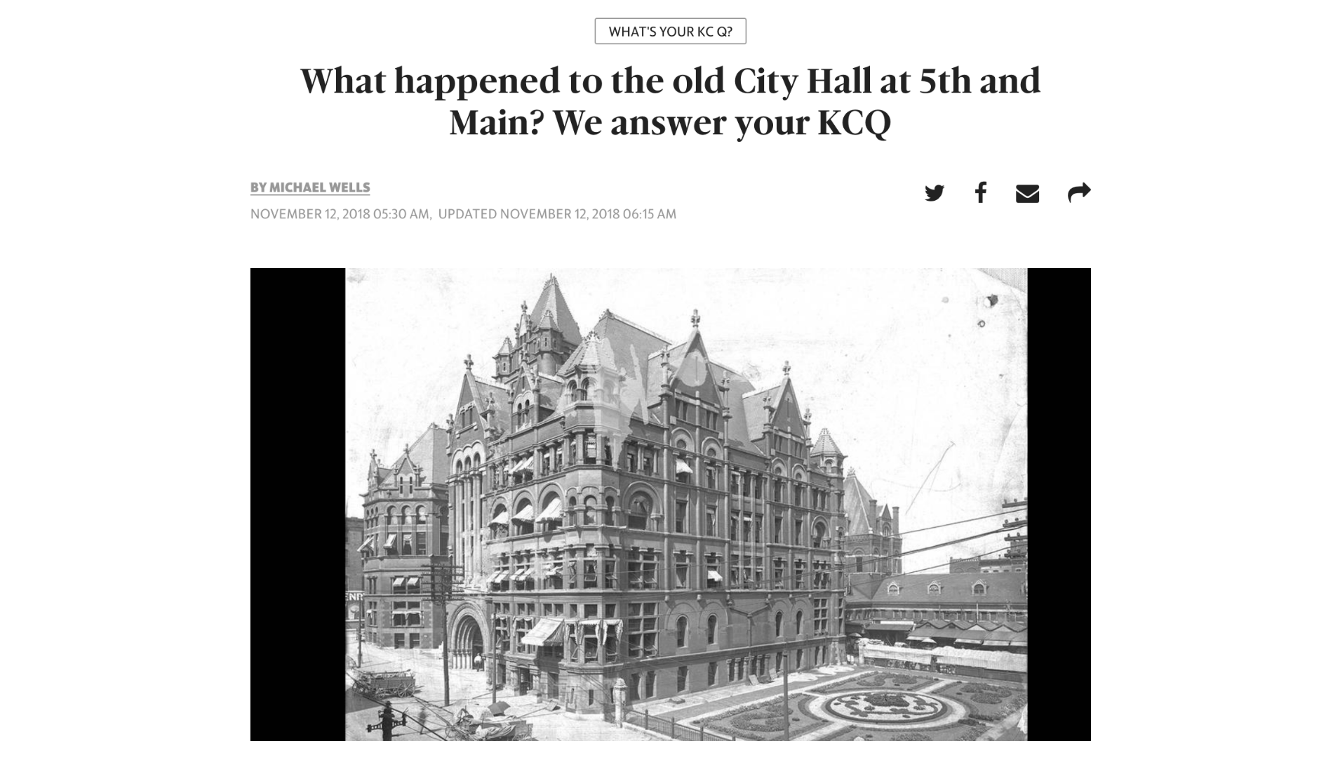 KCQ, explainers and more: Kansas City Star goes deeper into transparency and engagement