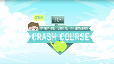 "YouTube series ""Navigating Digital Misinformation"" teaches teens to be MediaWise"