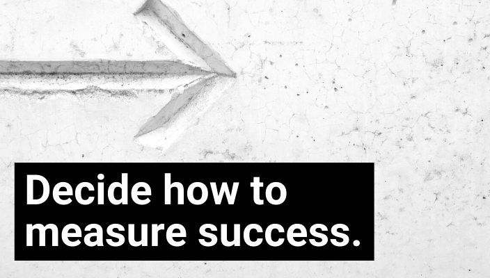Transparency toolkit: How do we measure success?